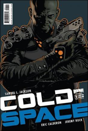Cold Space 1-B by Boom! Studios