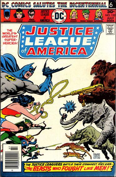 Justice League of America (1960) 132-A by DC