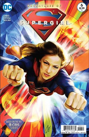 Adventures of Supergirl 6-A