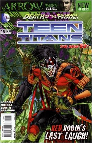 Teen Titans (2011) 16-A by DC