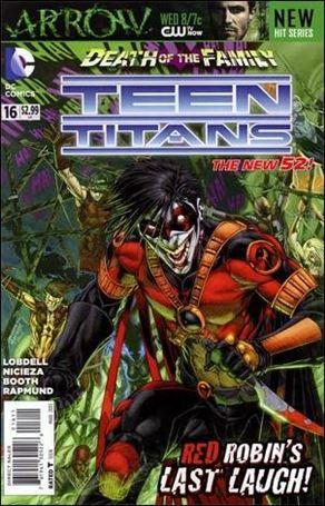 Teen Titans (2011) 16-A