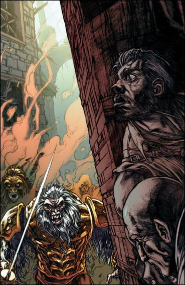 Planet of the Apes (2011) 11-C by Boom! Studios