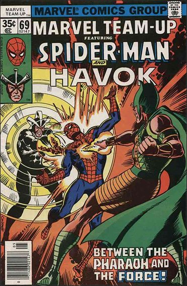Marvel Team-Up (1972) 69-A by Marvel