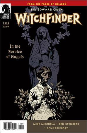 Witchfinder: In the Service of Angels 2-A
