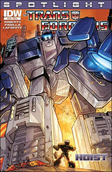 Transformers Spotlight: Hoist nn-A by IDW