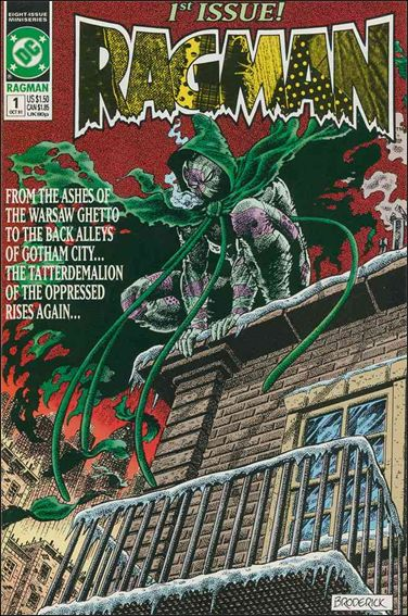 Ragman (1991) 1-A by DC