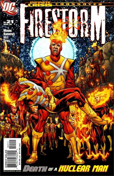 Firestorm (2004) 21-A by DC