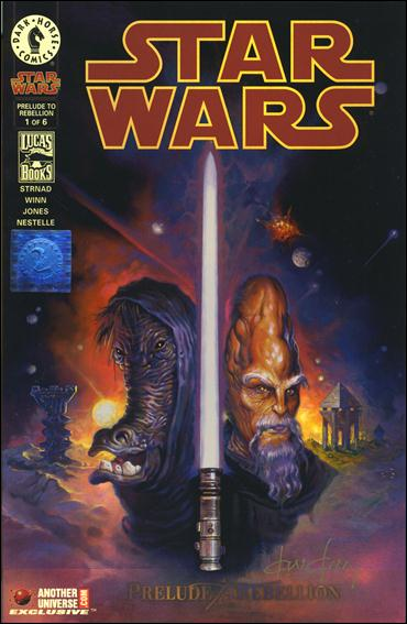 Star Wars/Star Wars Republic 1-E by Dark Horse