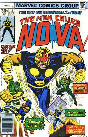 Nova (1976) 13-A by Marvel
