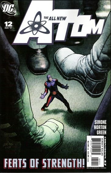 All New Atom 12-A by DC