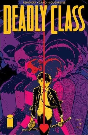 Deadly Class 8-A