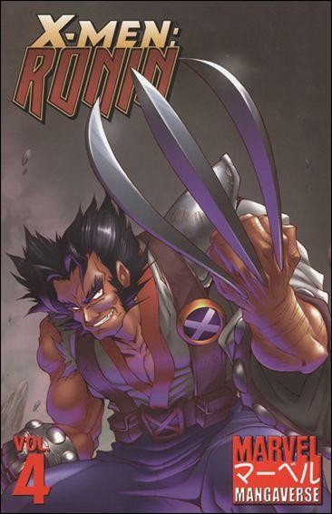 Marvel Mangaverse 4-A by Marvel