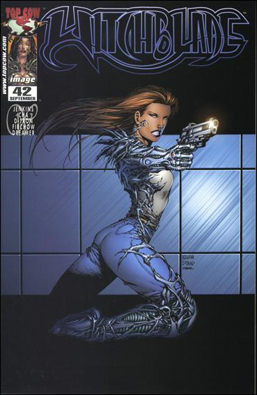 Witchblade 42-B by Top Cow
