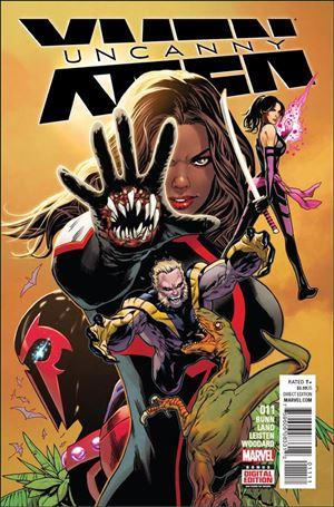Uncanny X-Men (2016) 11-A