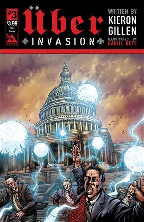 Uber: Invasion 3-E
