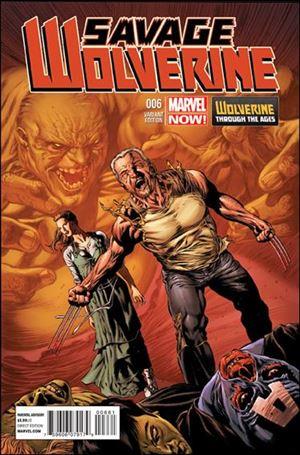 Savage Wolverine 6-B