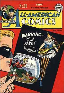 All-American Comics (1939) 89-A by DC
