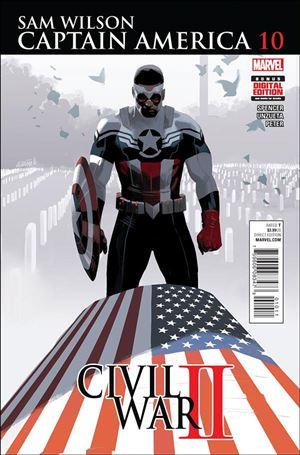 Captain America: Sam Wilson 10-A