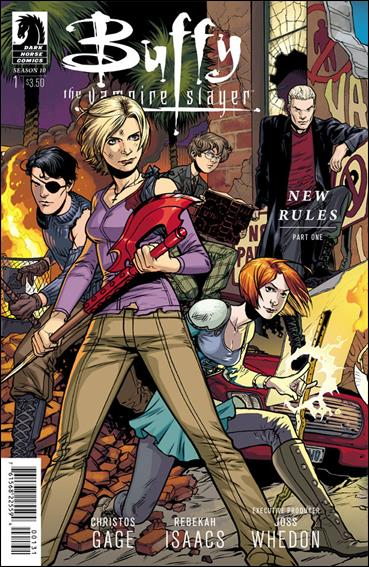 Buffy the Vampire Slayer Season 10 1-C by Dark Horse