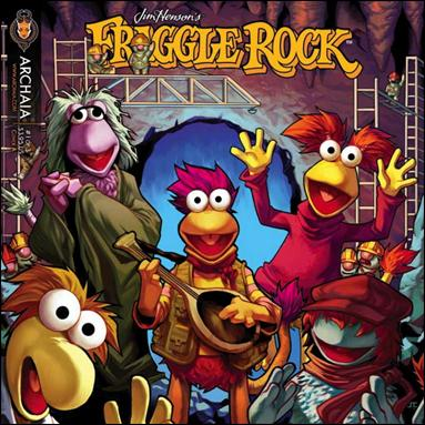 Fraggle Rock (2010) 1-A by Archaia