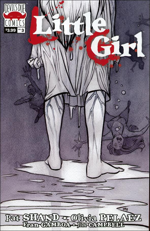 Little Girl 3-A by Devils Due / 1First Comics