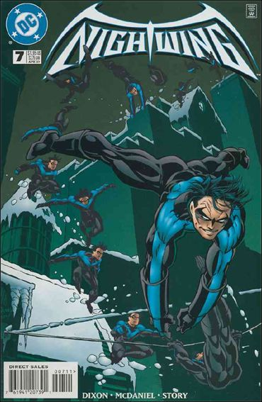 Nightwing (1996) 7-A by DC