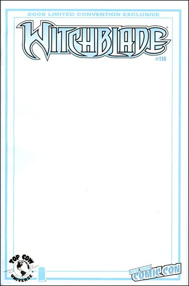 Witchblade 116-D by Top Cow