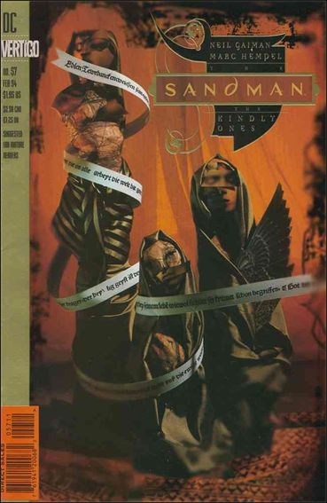 Sandman (1989) 57-A by Vertigo