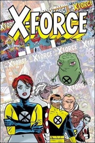 X-Force: Famous, Mutant & Mortal 1-A by Marvel