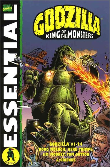 Essential Godzilla nn-A by Marvel