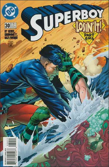 Superboy (1994) 30-A by DC