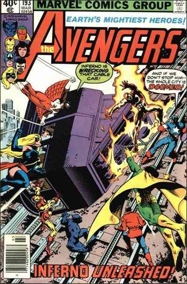 Avengers (1963) 193-A by Marvel