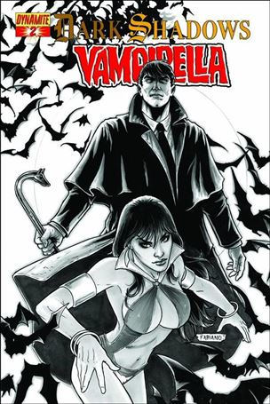 Dark Shadows / Vampirella 2-B