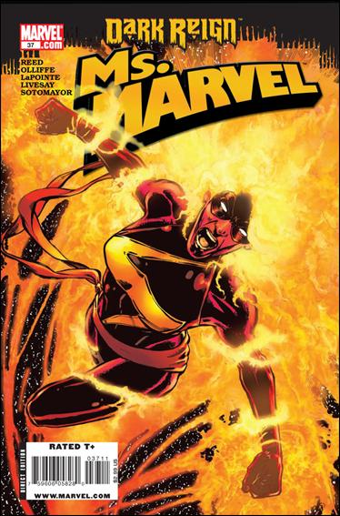 Ms. Marvel (2006) 37-A by Marvel