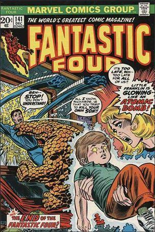 Fantastic Four (1961) 141-A