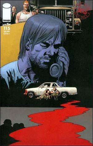 Walking Dead (2003) 115-F by Skybound Entertainment