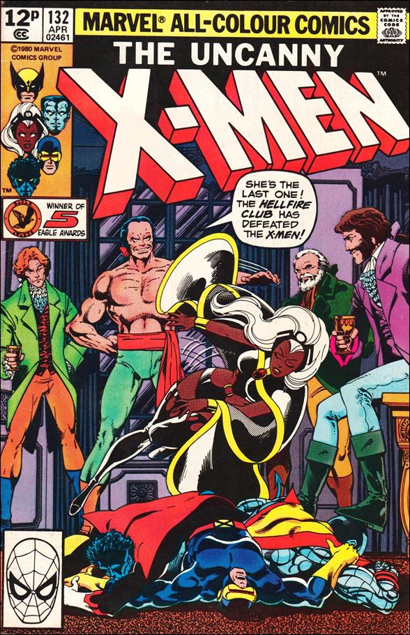 X-Men (1963) 132-B by Marvel