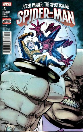Peter Parker: The Spectacular Spider-Man 3-A