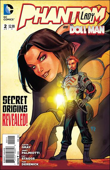 Phantom Lady (2012) 2-A by DC