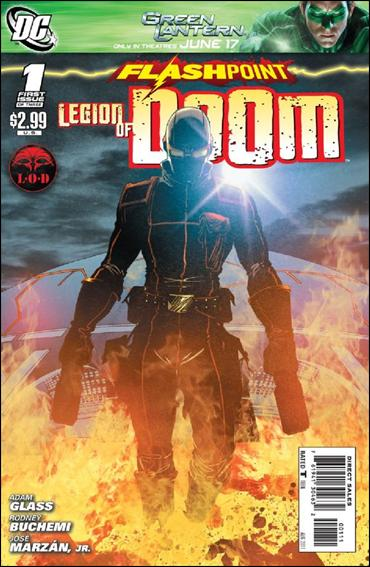 Flashpoint: Legion of Doom 1-A by DC