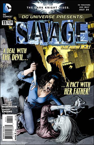 DC Universe Presents 11-A by DC