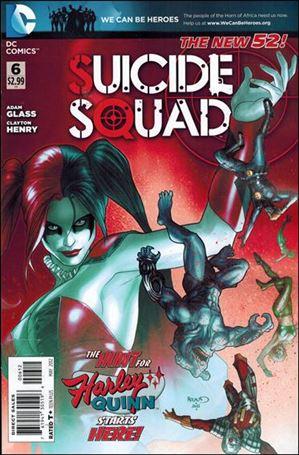 Suicide Squad (2011) 6-B