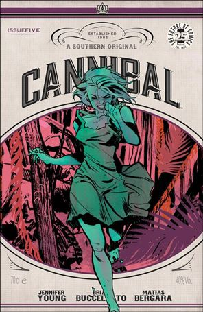 Cannibal 5-A