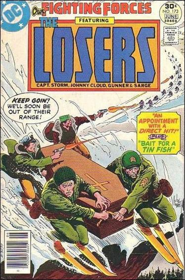 Our Fighting Forces (1954) 173-A by DC