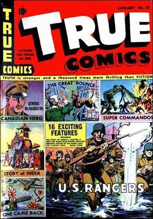 True Comics 20-A