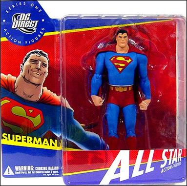 All Star Action Figures (Series 1) Superman by DC Direct