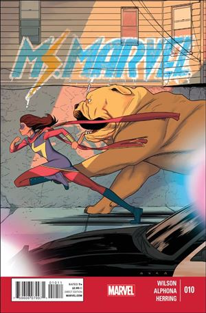 Ms. Marvel (2014)  10-A