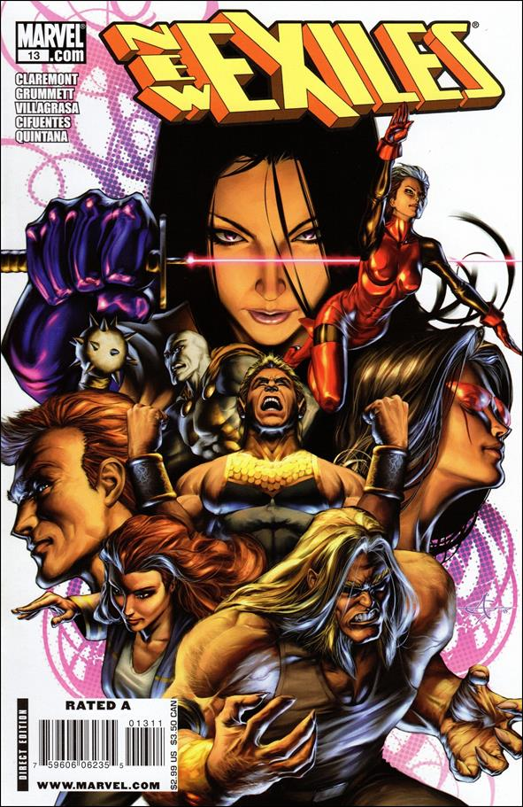 New Exiles 13-A by Marvel
