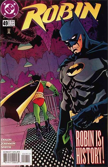 Robin (1993) 49-A by DC
