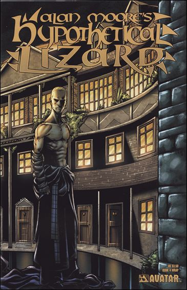 Alan Moore's Hypothetical Lizard 4-B by Avatar Press
